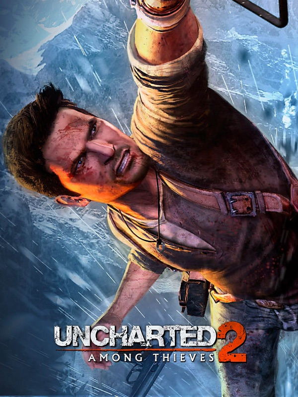 Uncharted 2 Among Thieves Twitch