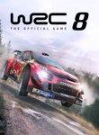 Twitch Streamers Unite - WRC 8 Box Art