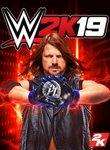 Twitch Streamers Unite - WWE 2K19 Box Art