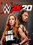 Twitch Streamers Unite - WWE 2K20 Box Art