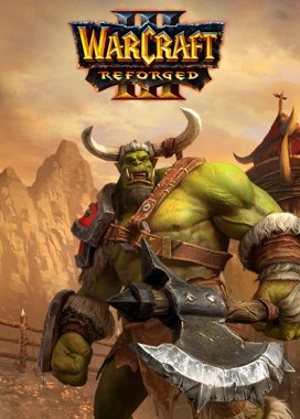 Warcraft III Game Cover