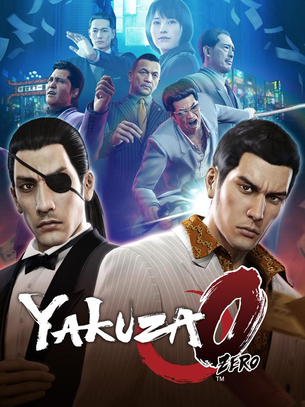 Game: Yakuza 0