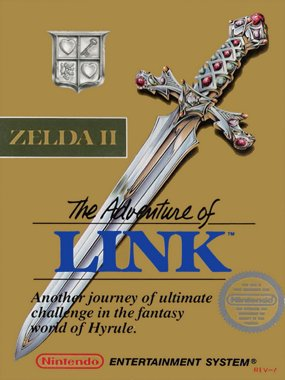 Zelda II: The Adventure of Link
