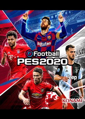 Search eFootball PES 2020 Streams